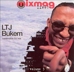 LTJ Bukem (Goodlooking Records) | Old School MixMag Mix
