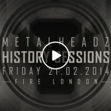 Randall b2b Doc Scott | Metalheadz History Sessions | Fire 21-02-14