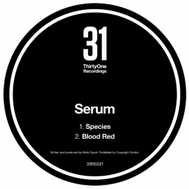 Serum | Species | ThirtyOne Recordings | 31RS021 | ID745
