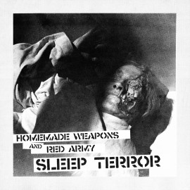 Homemade Weapons & Red Army | Sleep Terror EP | Samurai Music | SMDE001 | ID766