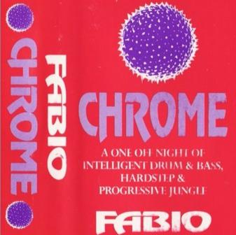 DJ Fabio | Chrome | May 1995