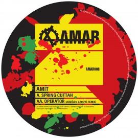 Amit | Spring Cuttah : Operator (Addison Groove Remix) | AMAR | AMAR008| ID781