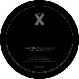 Dub One | Babylon System | Foundation X Black Series | FDXBLKSR002 | ID780