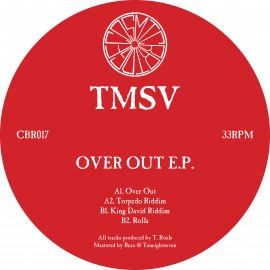 TMSV | Over Out EP | Cosmic Bridge Records | CBR017 | ID785