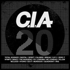 Total Science presents | CIA 20 Years Album | CIA Records | CIAQSLP001 | ID784