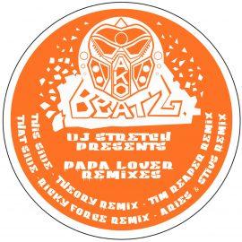 DJ Stretch Presents | Papa Lover Remixes | AKO Beatz | AKO005 | ID791